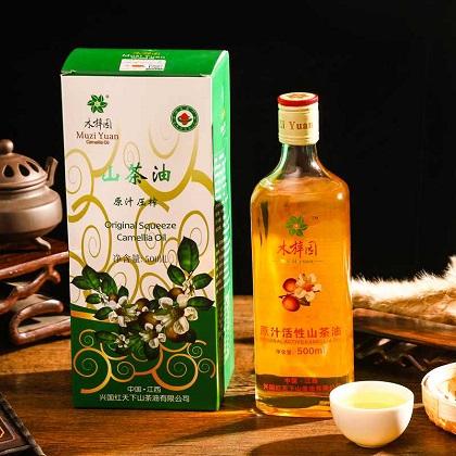 精品山茶油500ml