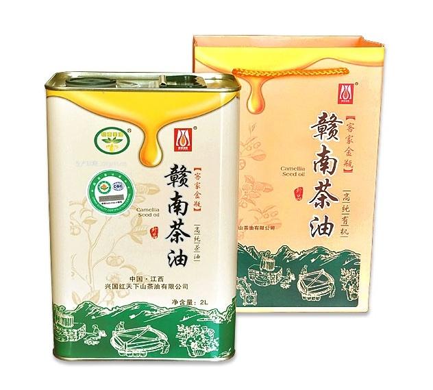 贛南茶油2L